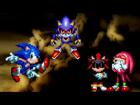 [RELEASE] COOLER SENIC IN MANIA   Sonic Mania Mods