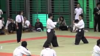 2008 中野哲爾 実戦@躰道全日本大会(2/5)