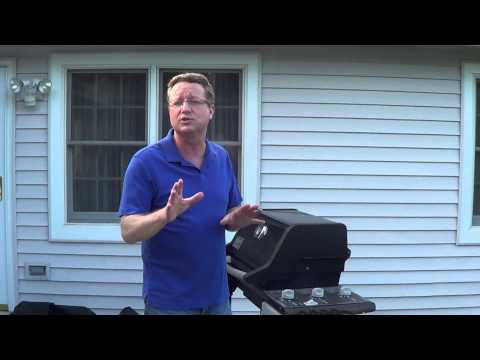Low Flame on Propane Grill - How to Start a Gas Grill