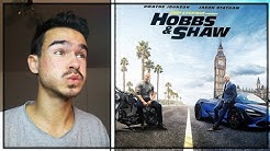 Erne REAGIERT auf den NEUEN FAST & FURIOUS Hobbs & Shaw Trailer | Örni STREAM HIGHLIGHTS