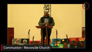 Easter Sunday at Reconcile Church