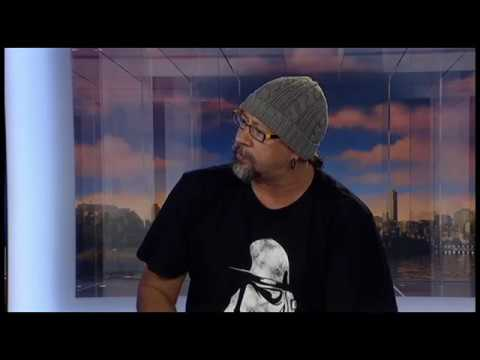 Brian Robinson chat on the ABC