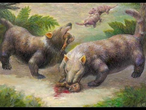 Top 7 Prehistoric Mesozoic Mammals