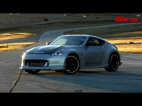 Driving The Nissan 370Z From Fast Five