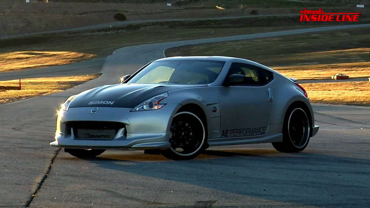 Awesome Driving The Nissan 370Z From Fast Five Idea