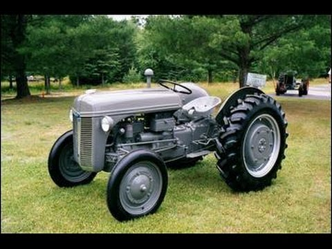 in 1942 ford tractor wiring diagram ferguson te20 youtube  ferguson te20 youtube