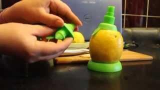 Гаджет для кухни/Разбрызгиватель спрей цитрусовых/Покупка с Али экспресс