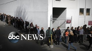 6.6 million Americans file for unemployment l ABC News