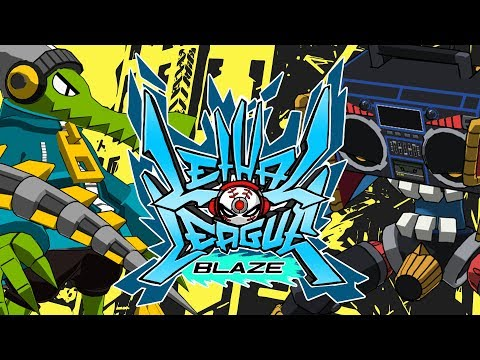 Lethal League Blaze Trailer