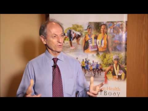 Professor Sir Michael Marmot