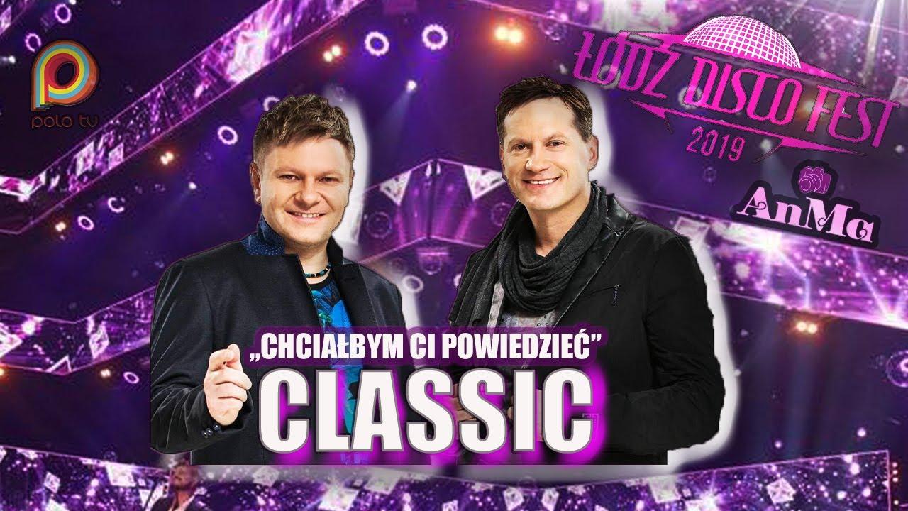 Łódź Disco Fest 2019 - Classic - Chciałbym Ci powiedzieć 4K  (Cover Joy - Touch by Touch )