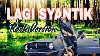 Gambar cover Lagi Syantik - Siti Badriah [ROCK COVER]