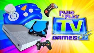 Janky Plug & Play Games