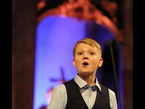 Let the bright Seraphim (Handel) | boy soprano Aksel Rykkvin (13y), Mark Bennett & Barokkanerne