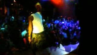 (CONCERT DJ ARAFAT AU BATACLAN) Serge Beynaud, DJ ARAFAT, MOKOBE