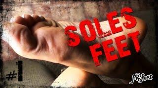 👣 MrFeetTV - Soles feet #1 - Женские ступни ног