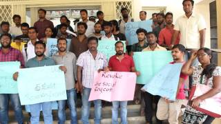 fight against injustice and social boycott hcu