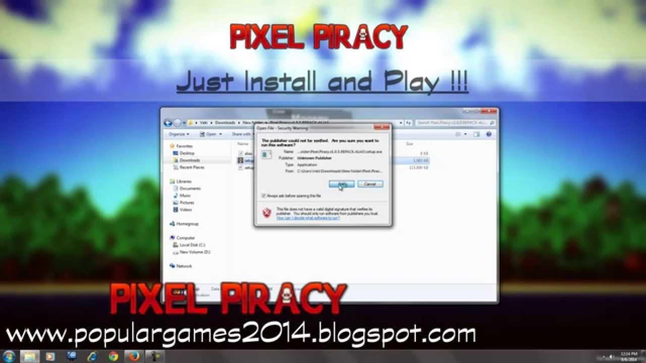 pixel piracy free full download