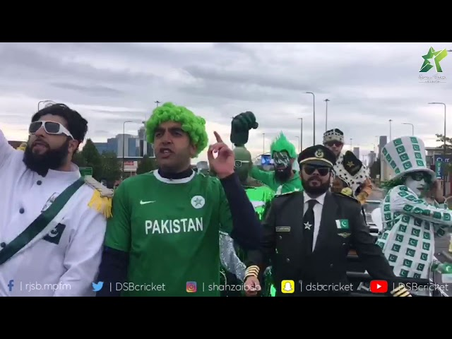 India vs Pakistan in Manchester