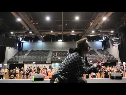AUSTRALIAN DANCE FESTIVAL - JEFF BUCKLEY (HALLELUJAH) Paul Malek Workshop