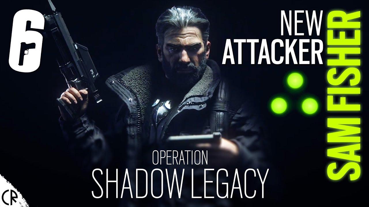 Sam Fisher, New Attacker in Siege! - 6News - Rainbow Six Siege thumbnail