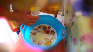 zeppole di Nonna Maria (senza patate)