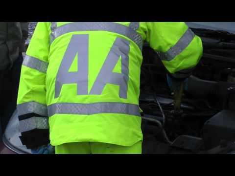 Ford Focus AA Breakdown in Llantwit Major