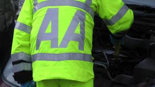 Ford Focus AA Breakdown in Llantwit Major