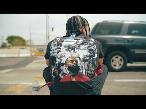 Nipsey Hussle's Funeral Procession, the Victory Lap