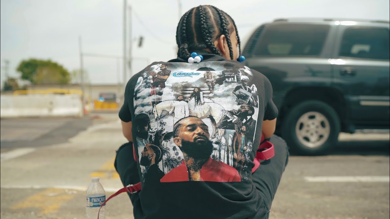 Nipsey Hussle's Funeral Procession, the Victory Lap | TMC