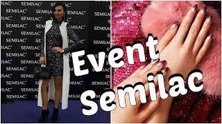 VLOG/ Event SEMILAC/relacja/nowe trendy/ nailart