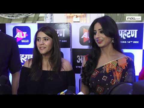 Ekta Kapoor's new web series Apaharan   Arunoday Singh