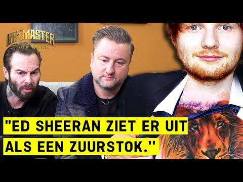 Tattoos Ed Sheeran Zijn Een Zooi Tattoo Talk 3 اليمن
