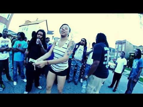KATIE GOT BANDZ X BANDMAN - BAND DANCE (HDVIDEO) @MONEYSTRONGTV