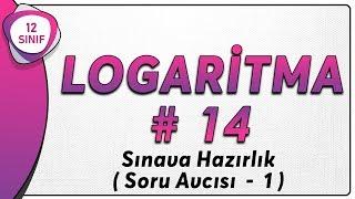 Logaritma 14  Sınava Hazırlık Soru Avcısı 12.Sınıf Matematik   AYT Matematik 12.sınıf logaritma