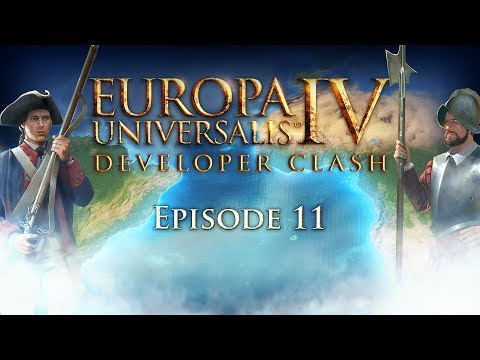 EUIV - Paradox Dev Clash - Episode #11 - A historical oddity