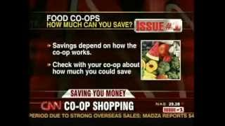 CNN Talks with NCBA CLUSA About Consumer Food Cooperatives