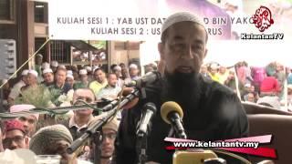 Ustaz Azhar Idrus | Kuliah Jumaat 28 Feb 2014