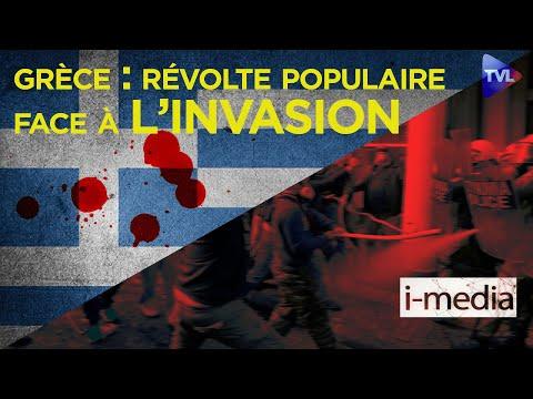 I-Média n°288 – Grèce : révolte populaire contre l'invasion