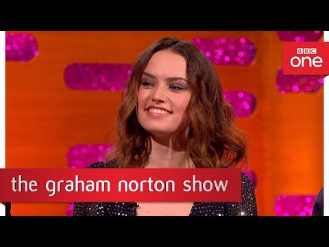 Download Youtube: Daisy Ridley remembers getting the part of Rey - The Graham Norton Show: 2017 - BBC One