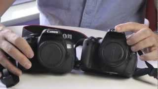 Canon T4i 650D vs T3i 600D review part1