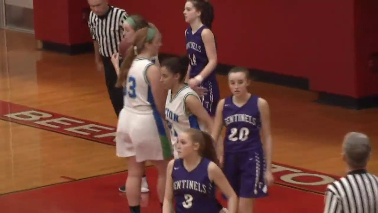 Seton Catholic - Ticonderoga Girls C S-F  2-26-18