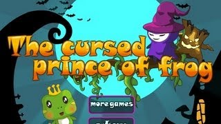 The Cursed Prince Of Frog Level1-15 Walkthrough