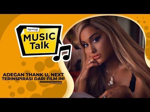 Video Klip Terbaru Ariana Grande Terinspirasi 4 Film Ini
