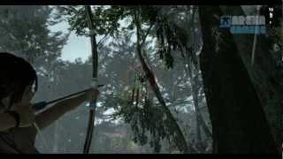 Tomb Raider - Desafio #1 Sacrilégio (Ghost Hunter) - Todas as posições