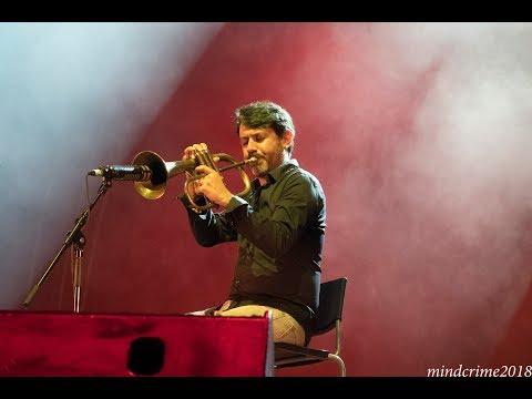ENRIQUITO TRIO (Spain) live @18th Athens Technopolis Jazz Festival (7/6/2018)