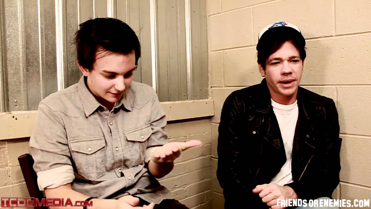 Nate Ruess Interview - YouTube