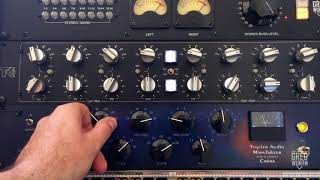 2 Buss Processing with Tegeler Audio Creme