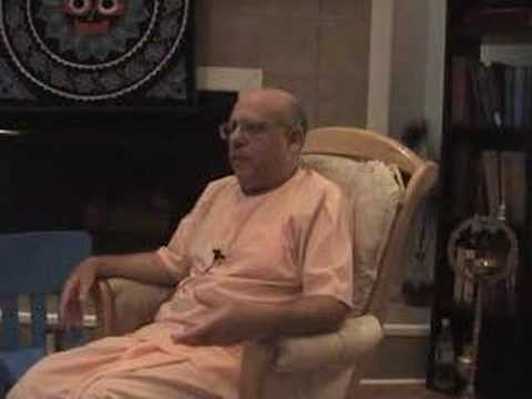 HH Hridayananda Goswami - Lecture