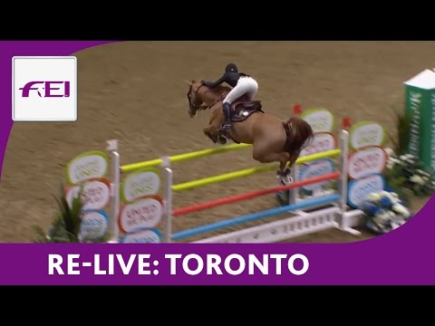 Re-Live | Toronto | Longines FEI World Cup™ Jumping 2016/17 NAL | Weston Canadian Open